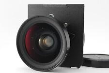 【EXC++】Fujifilm Fujinon SW 105mm f/8 Lens w/ Copal 0 Toyo View Board Japan #2219