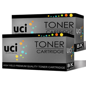 2x Toner Cartridge fits Brother TN2420 TN-2420 MFC-L2710DW L2730DW L2750DW