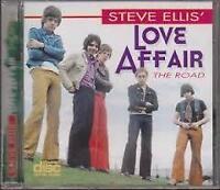 Steve Ellis's Love Affair The Road CD. New & Sealed