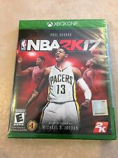 NBA 2K17 Early Tip-Off Weekend (Xbox One, 2016) Xbox One NEW