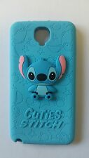 UK-SILICONE CASE C STITCH for SAMSUNG GALAXY NOTE 3 NEO N7505