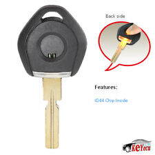 Transponder Chip Ignition Key Fob for BMW E34 E36 3 5 7 Series 1996-2005 & Light