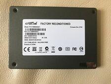 """CRUCIAL 2.5"""" Ssd Unidad De Estado Sólido FCT256M4SSD1 256GB/SSD"""