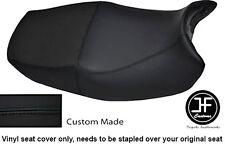 BLACK AUTOMOTIVE VINYL CUSTOM FITS HONDA CB 500 93-03 SEAT COVER ONLY