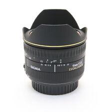 SIGMA 15mm F2.8EX DG DIAGONAL FISHEYE (for Canon EF mount) -Near Mint- #285