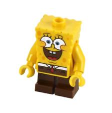 Lego SpongeBob SquarePants 3816 Large Grin and Black Eyebrows Minifigure