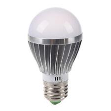 Niederspannung E27 5W 12V High-Power Weisse LED Gluehlampe