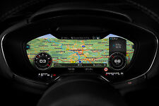 Genuine Audi TT MK3 Retro-fit Navigation & 2016 Maps Package