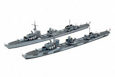 Tamiya 31908 1/700 Model Kit WWII German 1936A Mob Z-Class Destroyer Z37-39(2pcs
