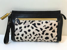 COACH LEGACY OCELOT HAIRCALF 48566 Large Clutch ~$248 Retail RARE!!!