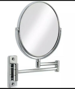Better Living L, Cosmo 8 in. x 8 in. Wall Mount Makeup Mirror, Chrome 13544 NEW