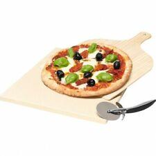 Electrolux E9OHPS1 Set Pietra Refrattaria con Paletta e Rotella per Pizza