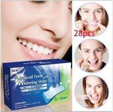 TOP PRODUIT 14 sachets 28 bandes kit blanchiment Dentaire dent blanche gel PROMO