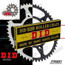 Chaînes et pignons D.I.D pour motocyclette Husaberg
