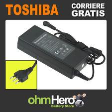 Alimentatore 19V SOSTITUISCE Toshiba pa-1900-24, pa-1900-35, pa3165,