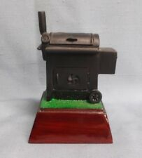 BBQ smoker cook grill barbeque trophy resin award RC461