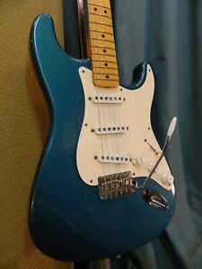 1991 Fender '57 RI Stratocaster, Ocean Turquoise! AVRI, American Vintage Reissue