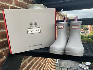 Hunter ankle wellies Size 5