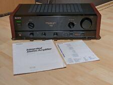 Sony TA-F190 Stereo Verstärker? sehr guter Zustand mit OBA