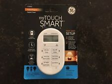 My TouchSmart 26892 MyTouchSmart Indoor Plug-in Digital Timer