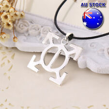 Wholesale New 30 seconds to Mars Logo Symbol Orbis Chain Necklace