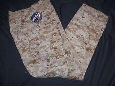 USMC MARPAT TROUSERS COMBAT SMALL REGULAR NEW TAG FROG DEFENDER USA MILITARY MCU