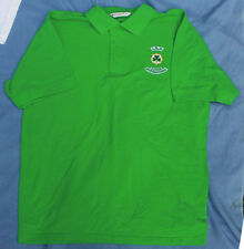 Irlandés Bowling asociación Junior International Camisa Polo Talla M