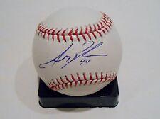 John Buck Signed Official Major League Game Baseball w/COA N.Y. Mets Marlins