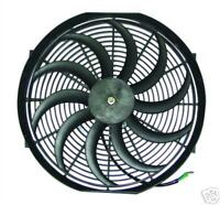 16 INCH 24v LOW PROFILE HIGH PERFORMANCE THERMO FAN 24v