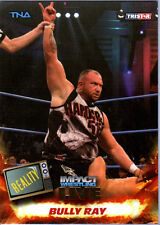 TNA Bully Ray #41 2013 Impact Wrestling LIVE GOLD Parallel Card SN 28 of 50
