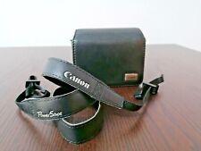 CANON PowerShot neck strap + free CANON camera case.