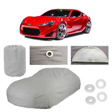 Scion FR-S 4 Layer Car Cover Fitted Waterproof In Out door Rain Snow Sun Dust