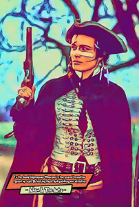 Adam & The Ants Comic Icons Art Print (Available In 4 Formats)
