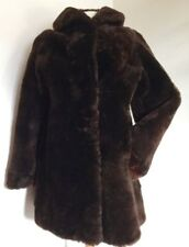Regular Size Fur Everyday Vintage Clothing for Women