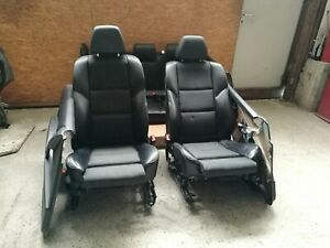 BMW 5er E61 M-Paket Innenausstattung Sitze Türpappen Sportsitze Teilleder