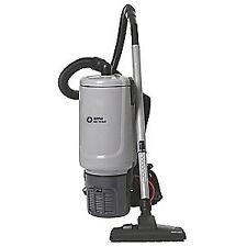 NILFISK Backpack Vacuum Cleaner,10 qt.,1.7 HP, 9060709010