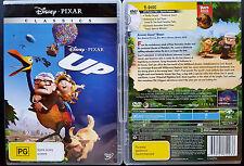 UP - Disney Pixar DVD 2009 Brand New R4 PAL AUSTRALIAN oz seller Kids Family