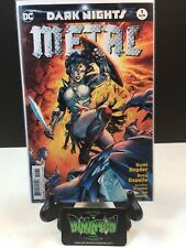 Dark Knights Metal #1 DC Comics NM Jim Lee Variant