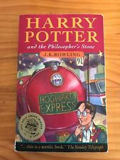Harry Potter and the Philosopher's Stone Aus PB 1st Edition Joanne Rowling 97