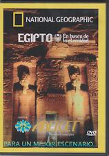 National Geographic: Egipto: En Busca de La Eternidad (DVD) -ABELCET promo