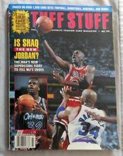 Michael Jordan Bulls June May 1994 Tuff Stuff Magazine