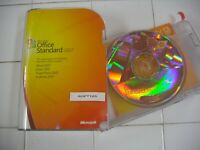 MS Microsoft Office 2007 Standard Full English Retail Version =NEW BOX=