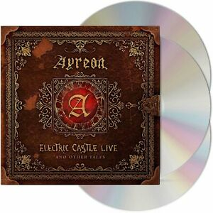 Ayreon - Electric Castle Live and Other Tales - New CD/DVD