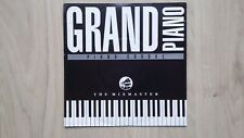 The Mixmaster-Grand Piano (pianoforte Groove) - Single (1980er Electronic House)