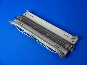 MARKLIN H0 - 468 D - METAL STRAIGHT APPROACH SECTION - M Track (44)/ EXC