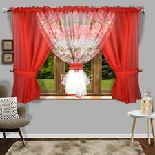 Amazing Stunning Voile Net Curtain Ready Made To Hang   /Voiles/Firany/FiraNKI