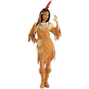 Women's Adult Native American Maiden Costume - One Size | FORUM NOVELTIES 59538