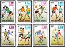 Timbres Sports Football Rwanda 578/85 ** lot 25842