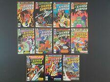 Run of (11) Fantasy Masterpieces (1979-80) #3-13 Marvel Comics Store Stock