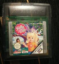 Shelly Club Nintendo Gameboy Color Advance SP GBA Colour Game Rare